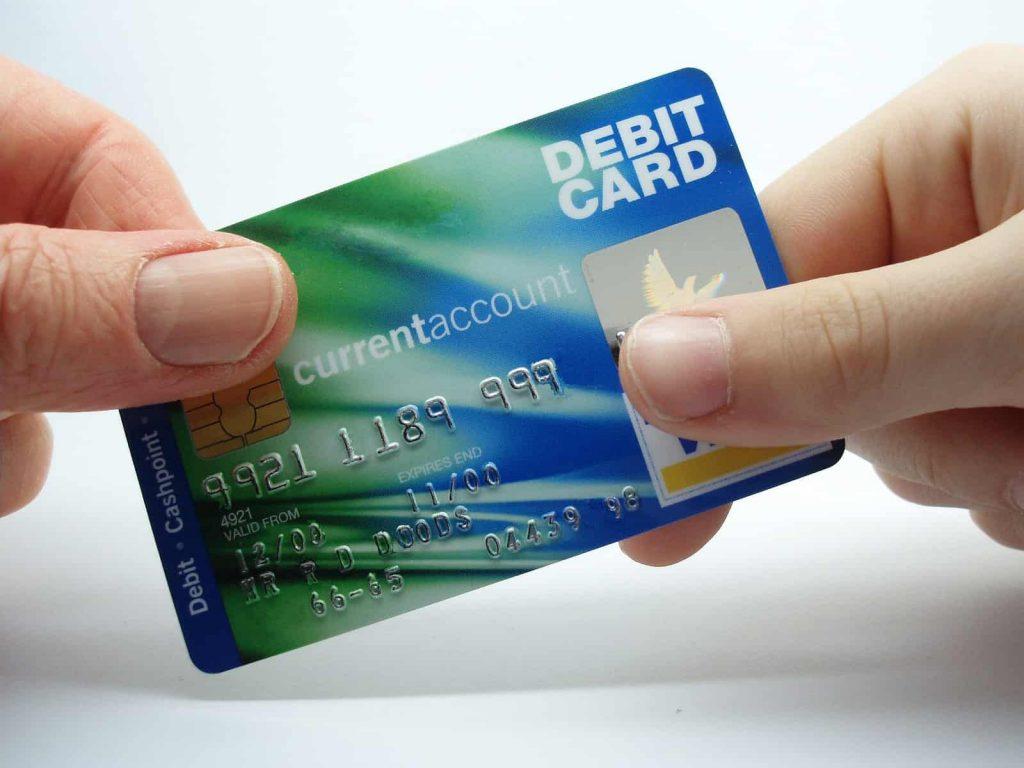デビットカードについて
